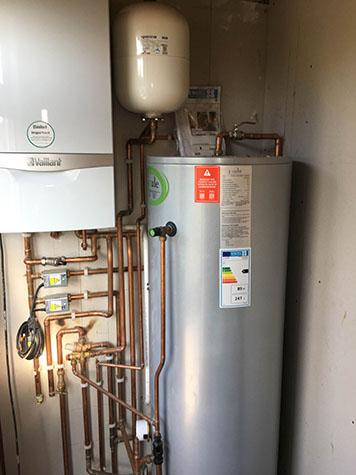 boiler installation surrey